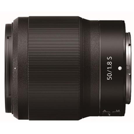 Nikon 50mm f/1.8 S Z Mount Lens Image 1