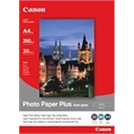 Canon SG-201 A3+ Satin Photo Paper 20 Sheets Image 1