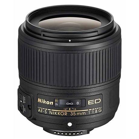 Nikon AF-S 35mm lens f/1.8G ED Image 1