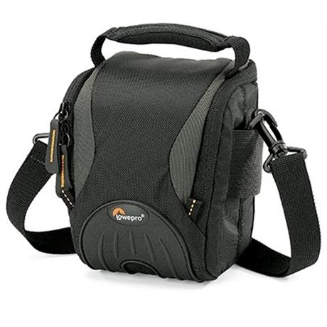 Lowepro Apex 100 AW - Black Camera Bag Image 1
