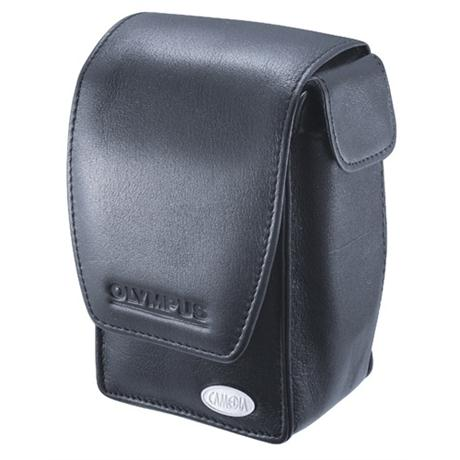 Olympus Leather Case for C-70 / MJU 500 Image 1