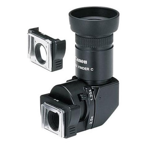 Canon Angle Finder C + Adapter Image 1