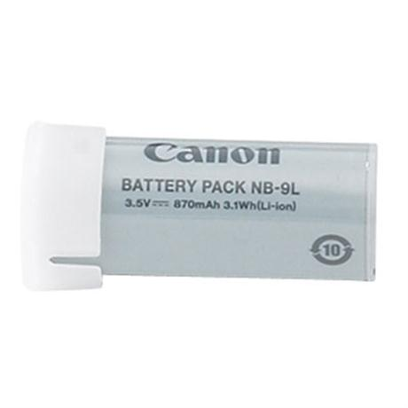 Canon NB 9L Battery Pack Image 1