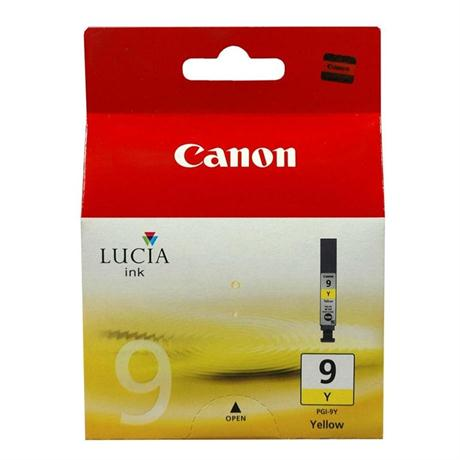 Canon PGI-9Y Yellow ink for Pro 9500 Image 1