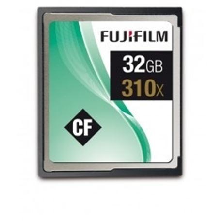 Fujifilm 32GB 310x (45mb/s) CF Image 1