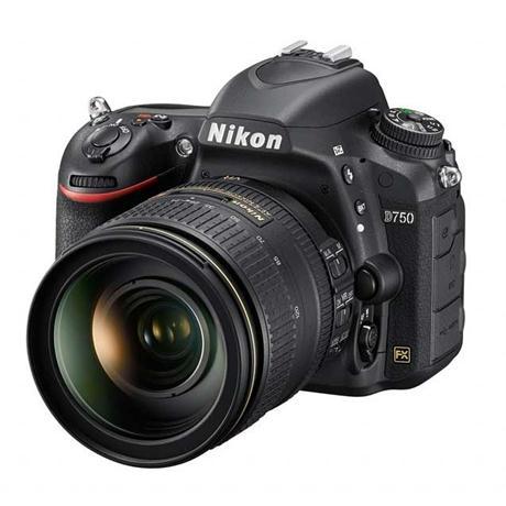 Nikon D750 Digital SLR Camera + AF-S 24-120mm f/4G ED VR Lens Image 1