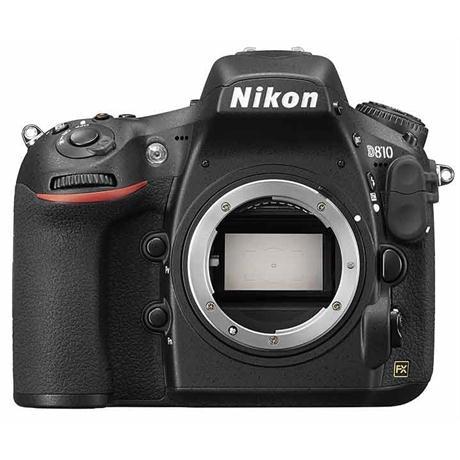 Nikon D810 Digital SLR Camera Body Image 1