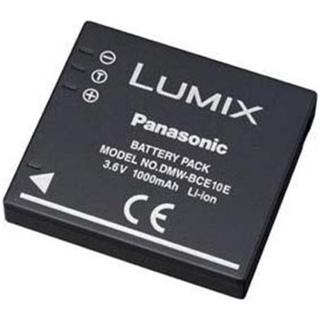 Panasonic DMW-BCM13 battery for TZ40, FT5, LZ40 and ZS30 Image 1