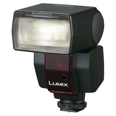 Panasonic DMW-FL360LE External Flash for DMC-GH3 Image 1