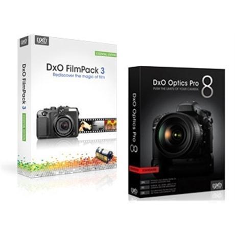 DXO Entry pack bundle Image 1