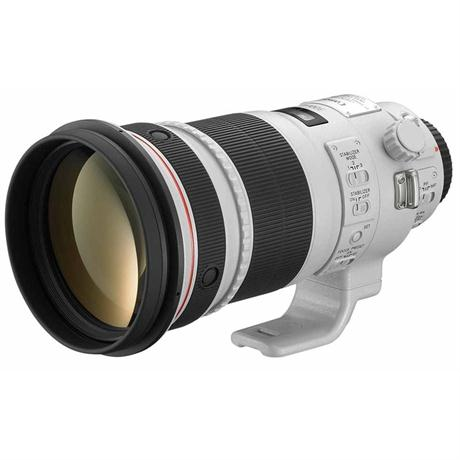 Canon EF 300mm f/2.8L IS II USM Telephoto Lens Image 1