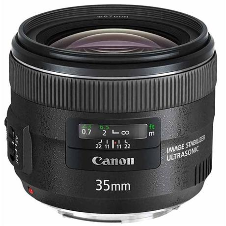 Canon EF 35mm f/2 IS USM Wide Angle Lens Image 1