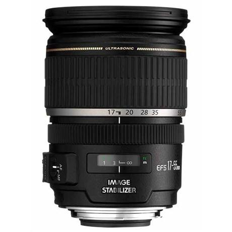 Canon EF-S 17-55mm f/2.8 IS USM Ultra Wide Angle Zoom Lens Image 1