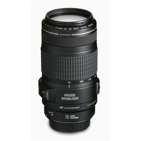 Canon EF 70-300mm f/4-5.6 IS USM Lens Image 1