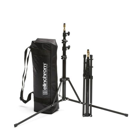 Elinchrom Stand Set (2) With Bag Image 1