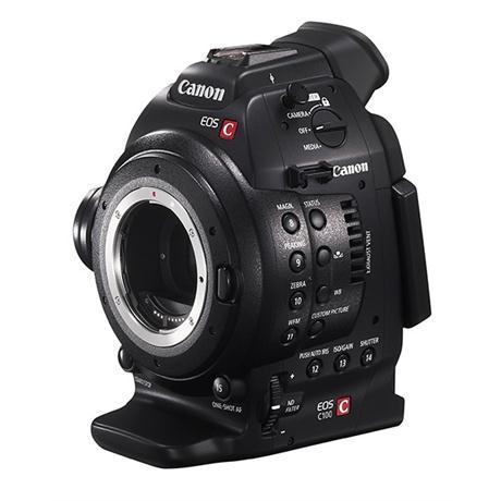 Canon EOS C100 Cinema EOS Camera Image 1