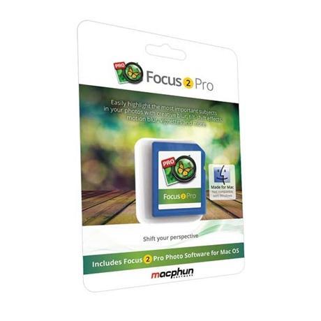 MacPhun Focus 2 Pro (on SD Card) Image 1