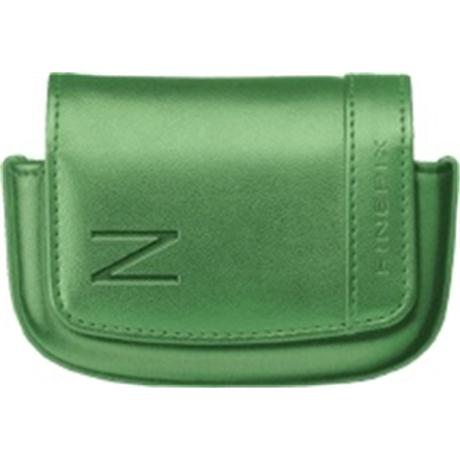 Fujifilm Premium Camera Case Green for Z30 & Z35 Image 1