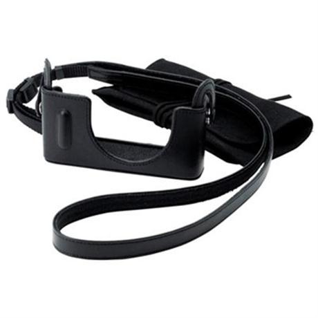 Fujifilm XQ1 Half Case Black Image 1