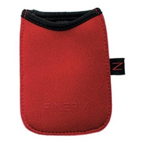 Fujifilm Neoprene Case Red for Z20fd Image 1