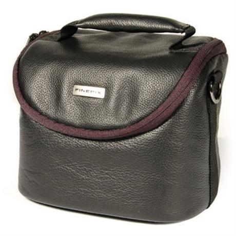 Fujifilm Premium Leather Case for S100fs Image 1