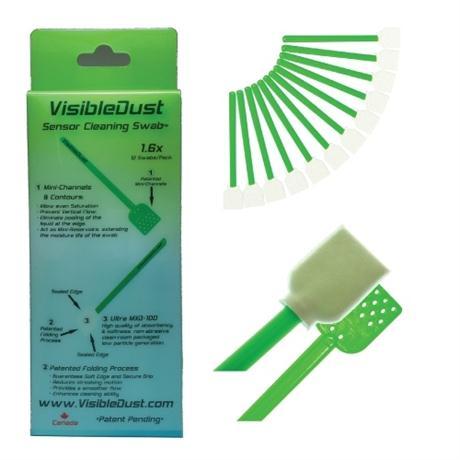 VisibleDust Visible Dust Green VSwab 1.0x Sensor (48 pack) no  Image 1