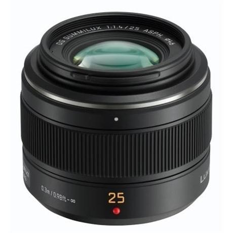 Panasonic LEICA DG SUMMILUX 25mm lens f/1.4 ASPH Image 1