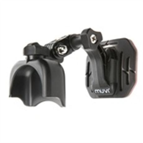 Veho Helmet Face Mount for Muvi & Muvi HD Range Image 1