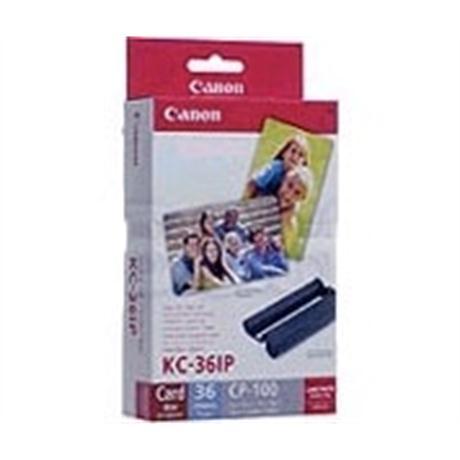 Canon KC-36IP Colour/Ink Paper Set Image 1