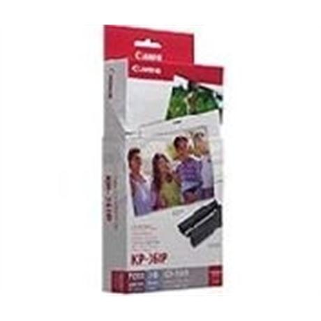 Canon KP-36IP Colour Ink/Paper 36 sheets for Selphy CP Printers Image 1