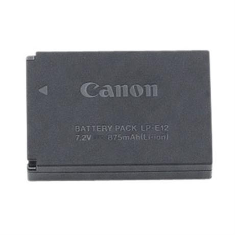 Canon LP-E12 Battery Image 1