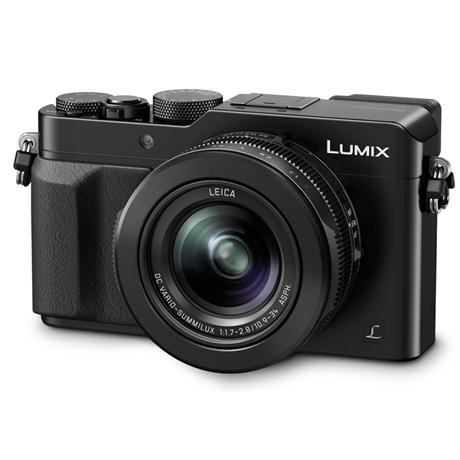 Panasonic LX100 Black Compact Digital Camera Image 1