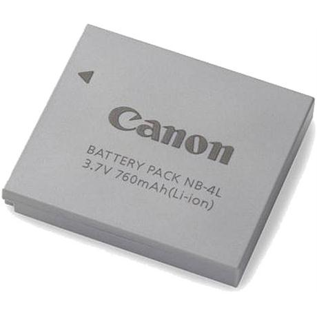 Canon NB 4L Battery Image 1