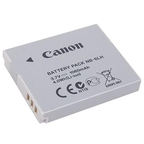 Canon NB-6LH Battery Image 1