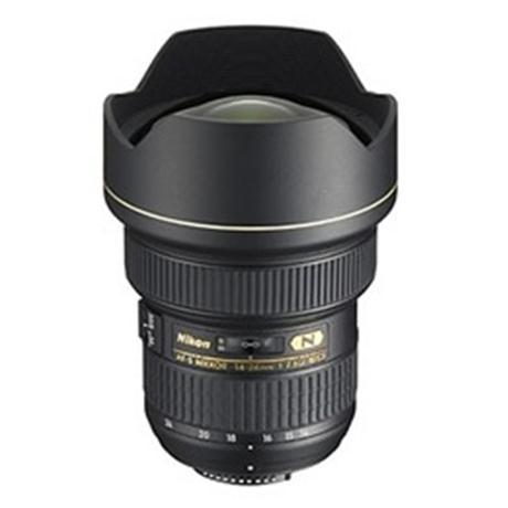 Nikon AF-S Nikkor 14-24mm f/2.8G ED Ultra Wide Angle Zoom Lens Image 1