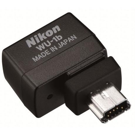 Nikon WU-1b Wireless Mobile Adapter Image 1