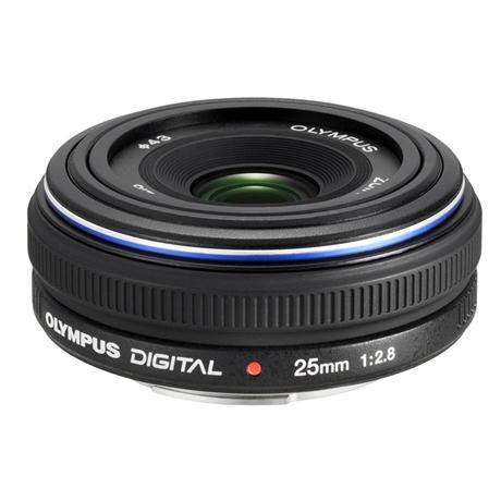 Olympus 25mm f/2.8 Pancake Lens Image 1