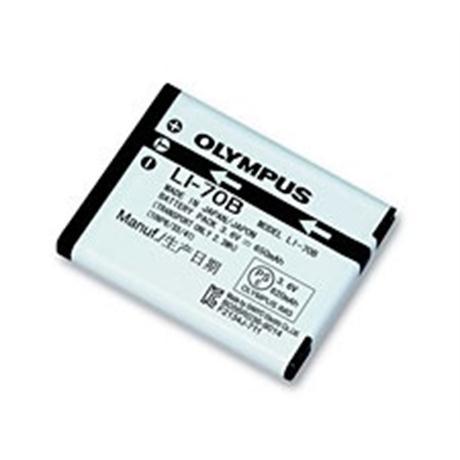 Olympus LI-70B (LI70B) Battery (fVG-120,VG-130,VG-140) Unb Image 1