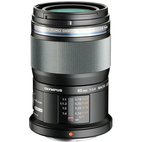 Olympus M.Zuiko Digital ED 60mm f/2.8 Macro Lens Image 1