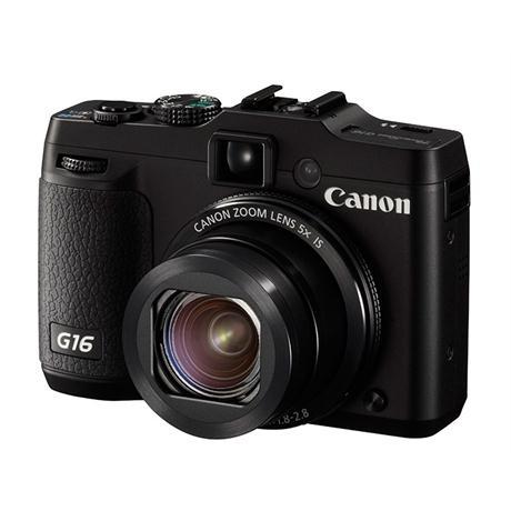 Canon Powershot G16 Image 1