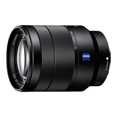 Sony FE 24-70mm lens F4 Zeiss Telephoto zoom Lens  OSS Image 1