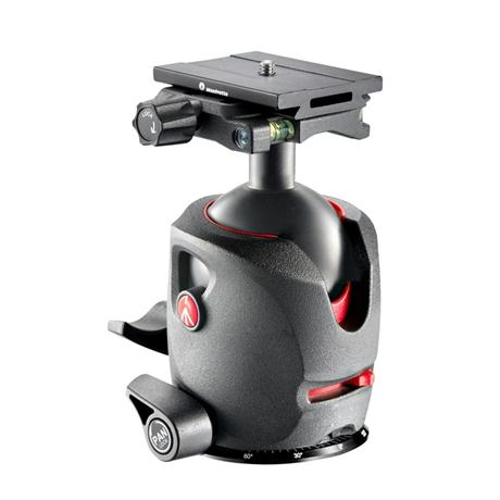 Manfrotto 057 Ball Head with Top Lock Quick Release Image 1