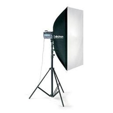 Elinchrom Rotalux 100cm Square Softbox with bag Image 1