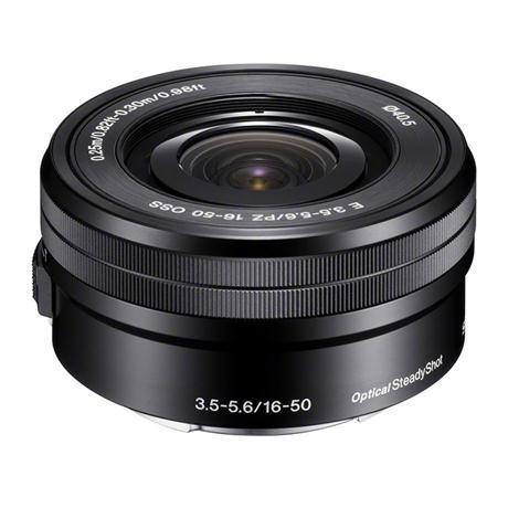 Sony E Series 16-50mm lensf/3.5-5.6 OSS Image 1
