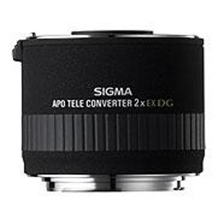 APO 2x EX DG Teleconverter - Sigma Fit Image 1