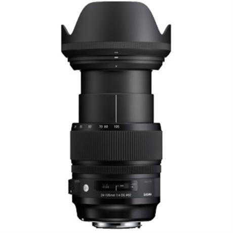 Sigma 24-105mm f/4 DG OS HSM Lens - Canon fit Image 1