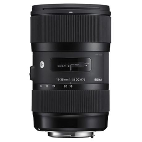 Sigma 18-35mm f/1.8 DC HSM - Nikon Image 1