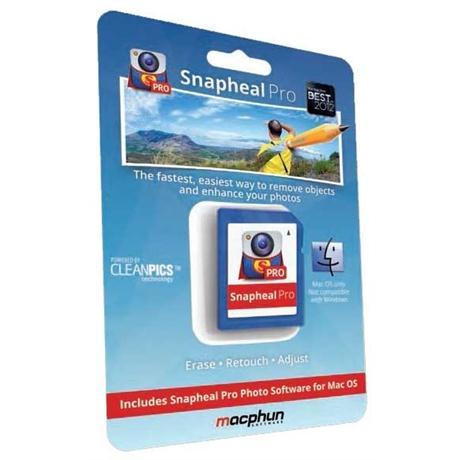 MacPhun Snapheal Pro 1.0 (on SD Card) Image 1