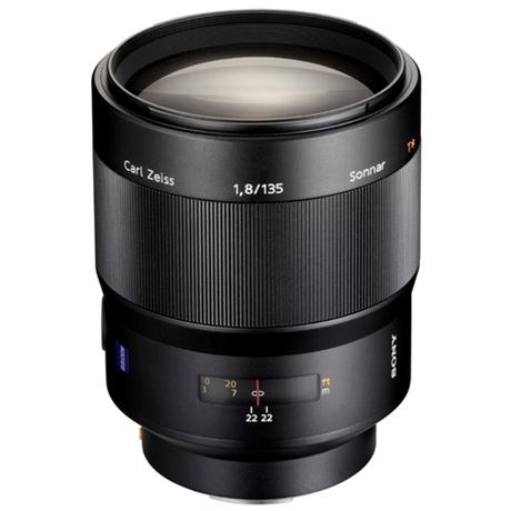 Sony A-Mount135mm Lens f/1.8 ZASonnar T*  Image 1