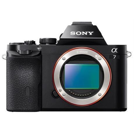 Sony a7 mirrorless Digital Camera Body Image 1